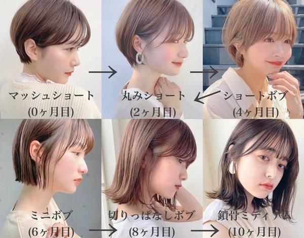 2021短髮流行趨勢