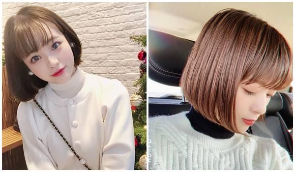 2021髮型趨勢 長臉適合髮型