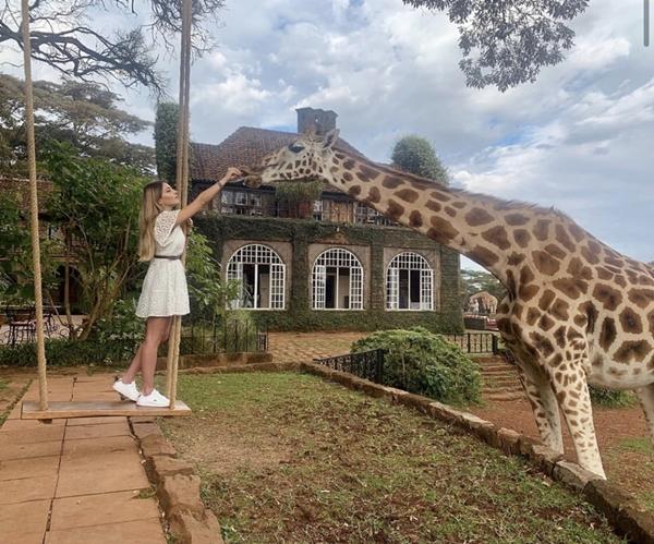 Giraffe Manor長頸鹿莊園飯店