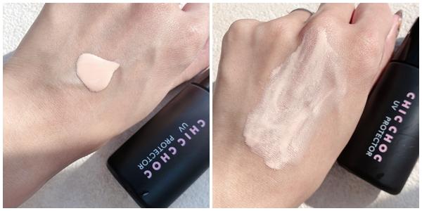 CHIC CHOC 柔焦UV校色乳