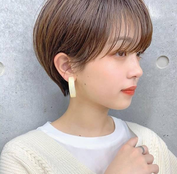 2021短髮流行趨勢俏麗棉花糖短髮