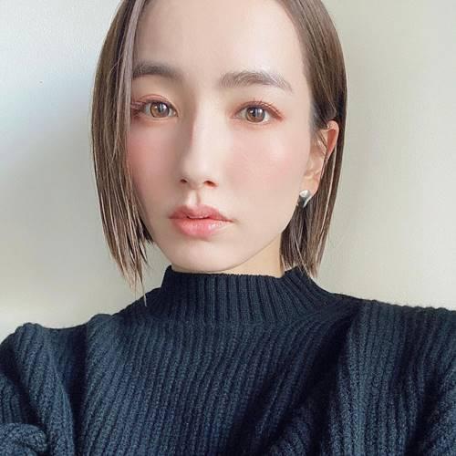 2021髮型趨勢 圓臉適合髮型