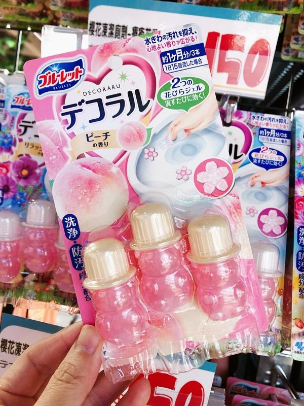 櫻花凍潔廁劑