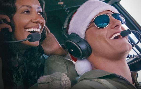 愛在聖誕空投時