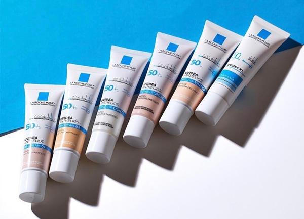 潤色飾底推薦 理膚寶水 全護清透亮顏防曬隔離乳UVA PRO
