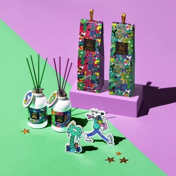innisfree 2020 綠色聖誕   甜蜜果香居室純粹香頌/濃郁花香居室純粹香頌