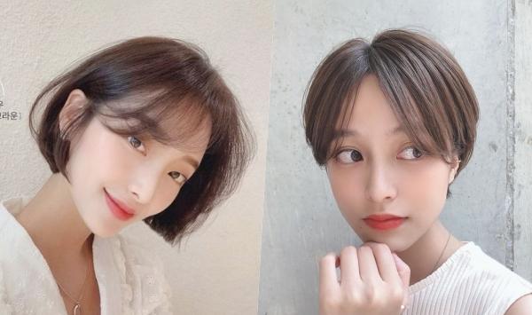 2021女生短髮髮型
