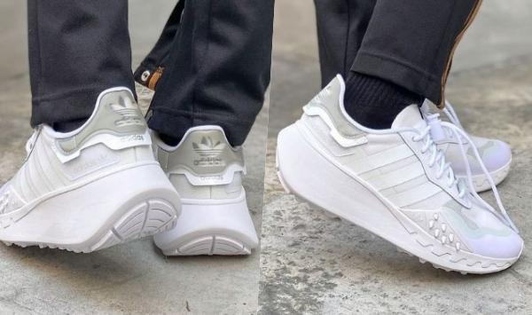 2021「高跟厚底球鞋」推薦adidas Choigo經典鞋