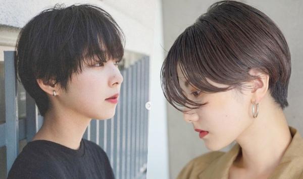 2021女生短髮髮型日系極短髮