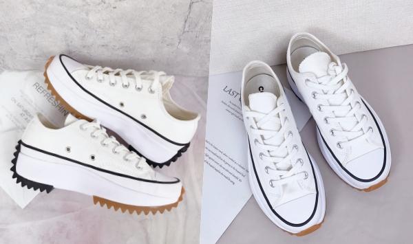 2021「高跟厚底球鞋」推薦Converse Run Star