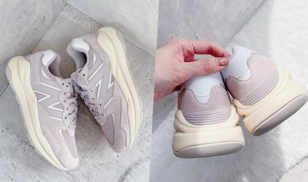 2021「高跟厚底球鞋」推薦New Balance 57/40