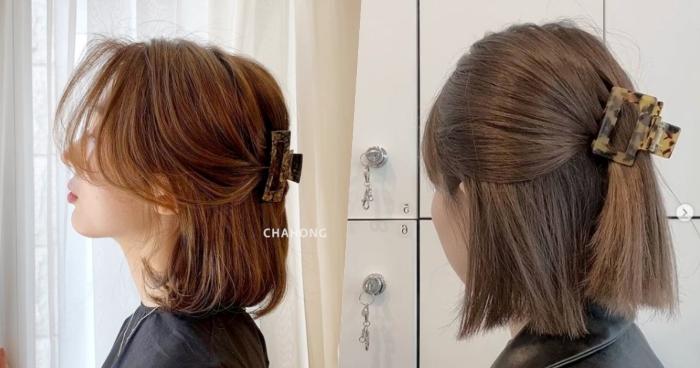 2021女生短髮髮型圖鑑