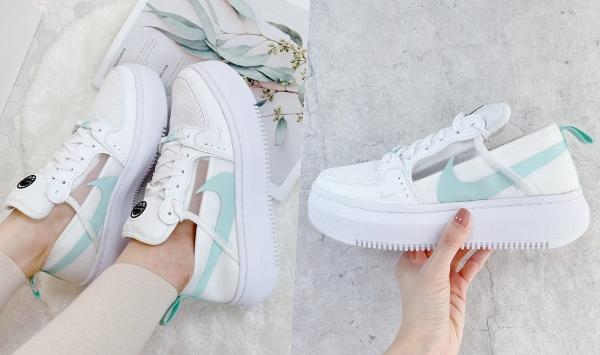 2021「高跟厚底球鞋」推薦Nike Court Vision Alta