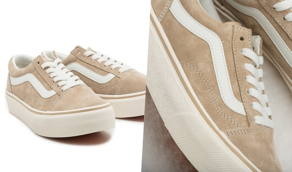 2021「高跟厚底球鞋」推薦Vans Old Skool Platform